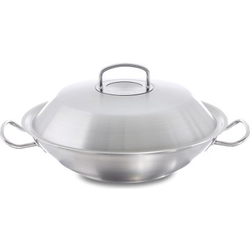Fissler pánev WOK Original profi collection   s poklicí-30 cm